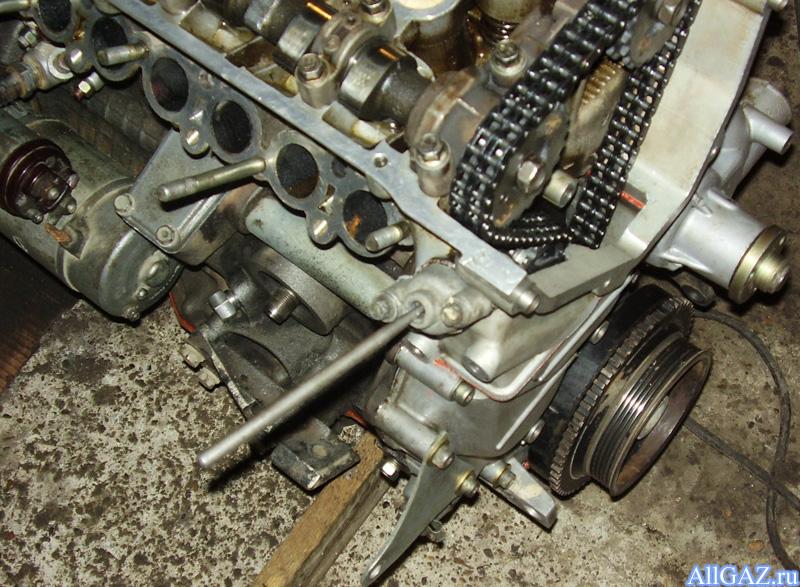 Ремонт двигателя 406 своими руками фото